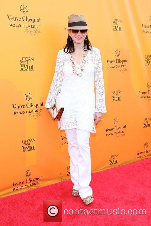 Julianna Margulies,  at the 2011 Veuve Clicquot...