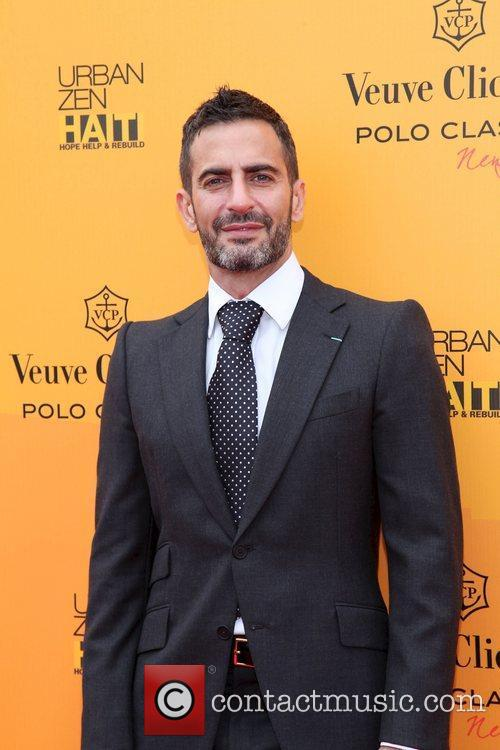 Marc Jacobs,  at the 2011 Veuve Clicquot...