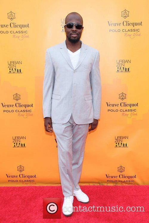 Wyclef Jean,  at the 2011 Veuve Clicquot...