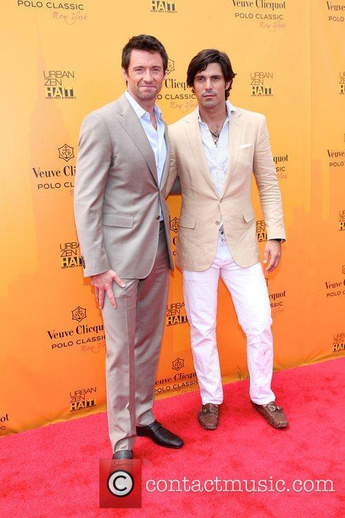 Hugh Jackman and Nacho Figueras 1