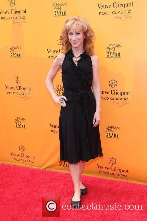 Kathy Griffin,  at the 2011 Veuve Clicquot...