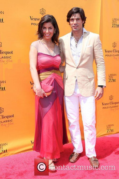 Vanessa Kay and Nacho Figueras,  at the...