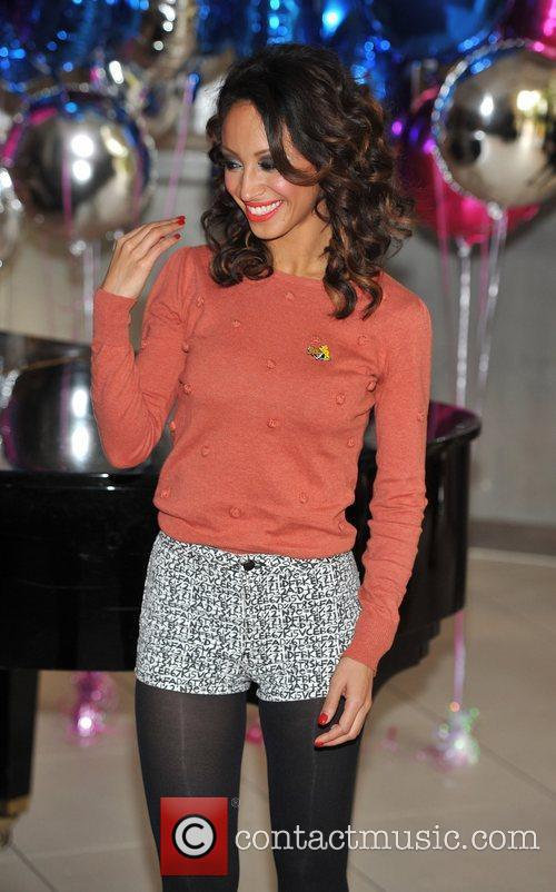 Amelle Berrabah of the Sugababes Pop Goes The...