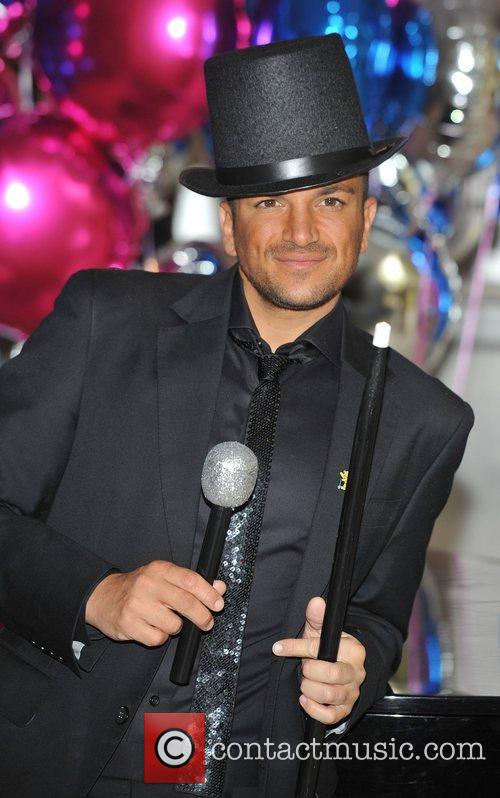Peter Andre Pop Goes The Musical - press...