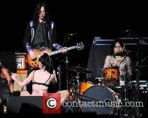 Porcelain Black performs during the 'I Am Music...