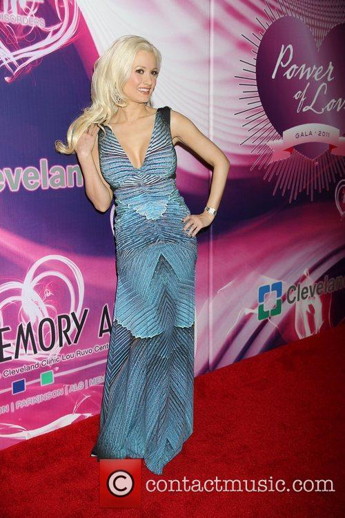 Holly Madison Memory Alive: Power Of Love Gala...