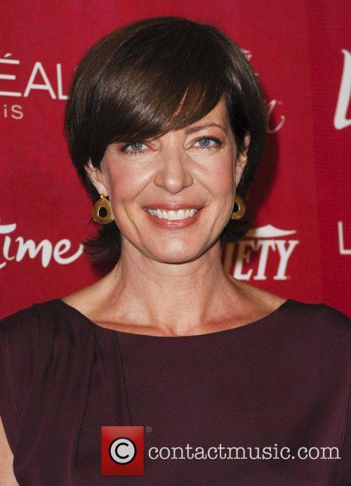 Allison Janney Variety's 3rd Annual Power Of Women...