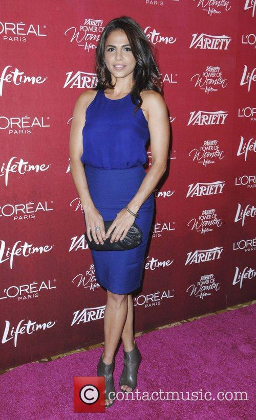 Variety's 3rd Annual Power Of Women luncheon at...