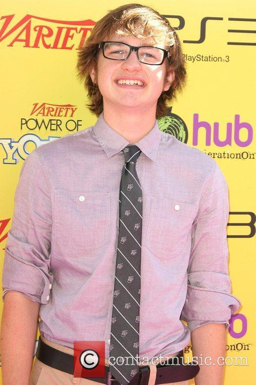 Angus T. Jones Variety's 5th Annual Power of...