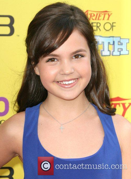 Bailee Madison Variety's 5th Annual Power of Youth...