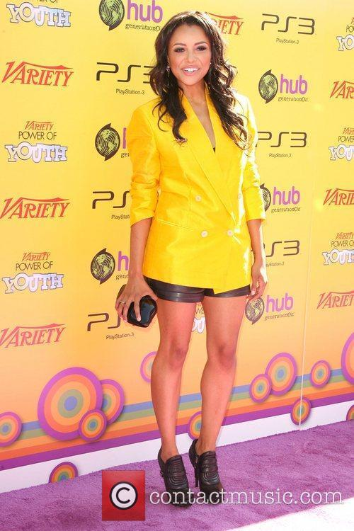 Kat Graham Variety's 5th Annual Power of Youth...