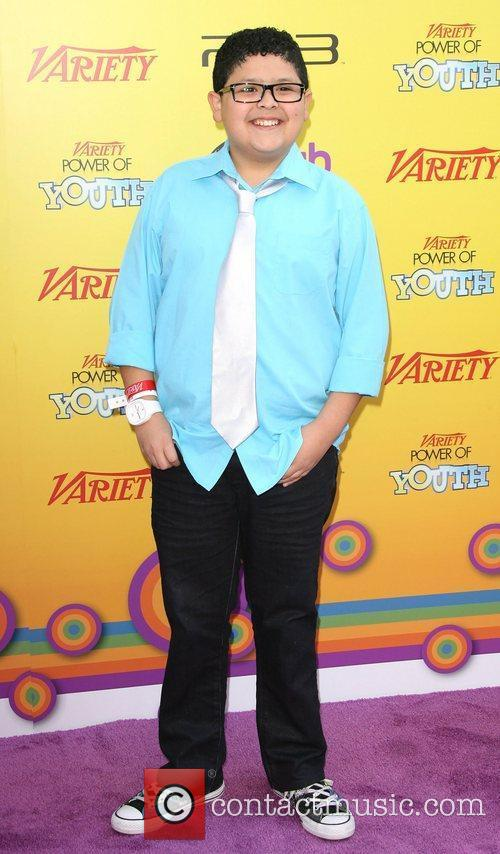 Rico Rodriguez Variety's 5th Annual Power of Youth...