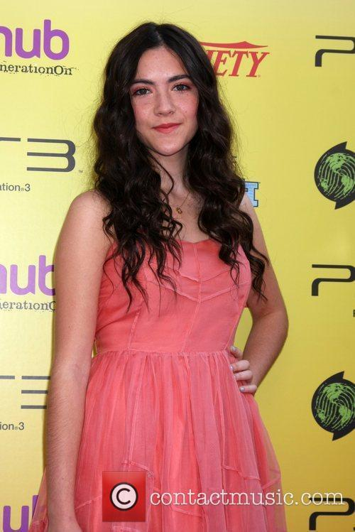 Isabelle Fuhrman Variety's 5th Annual Power of Youth...