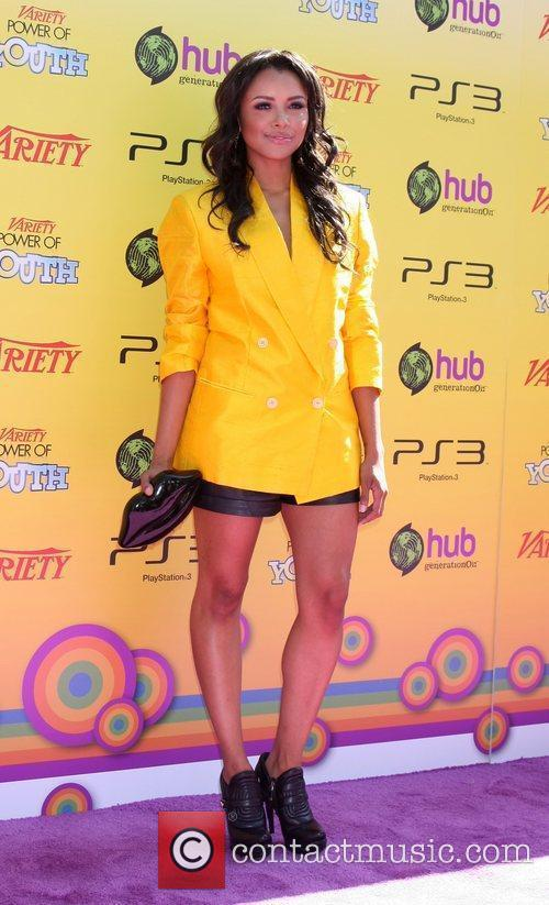 Kat Graham  Variety's 5th Annual Power of...
