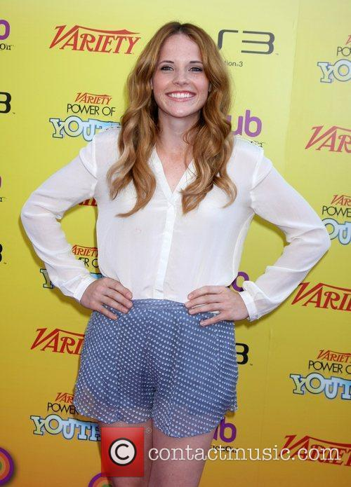 Katie Leclerc Variety's 5th Annual Power of Youth...