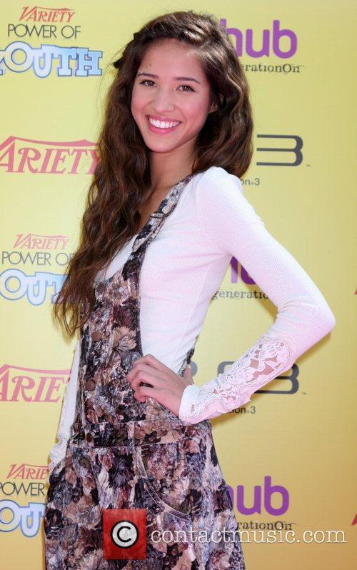 Kelsey Chow Variety's 5th Annual Power of Youth...