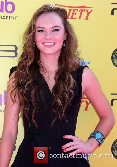 Madeline Carroll Variety's 5th Annual Power of Youth...