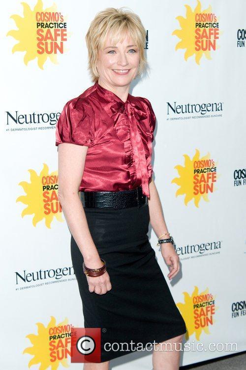 Kate White Cosmopolitan Magazine's Practice Safe Sun Awards...