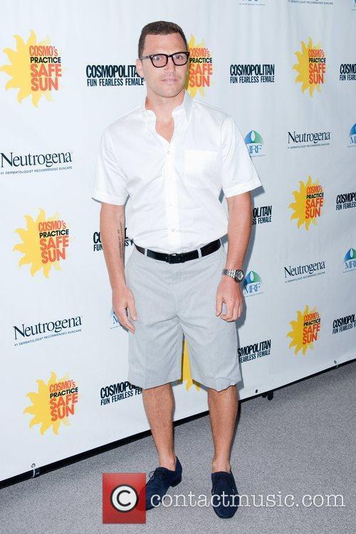 Sean Avery Cosmopolitan Magazine's Practice Safe Sun Awards...