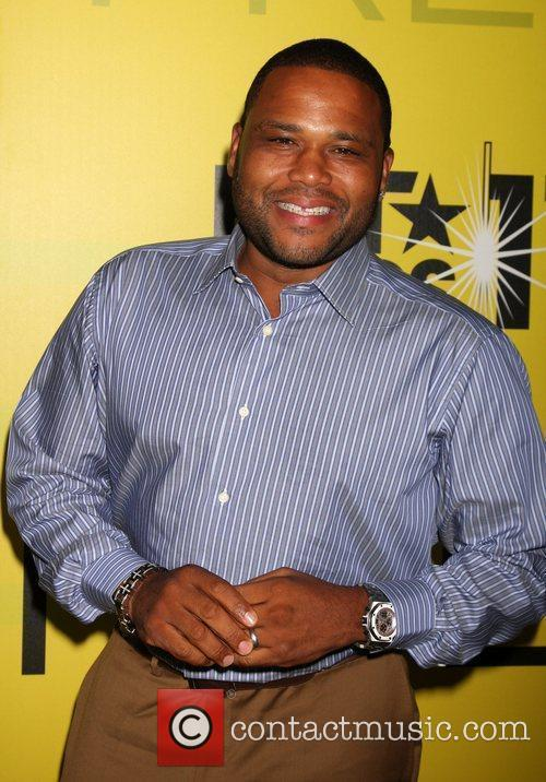 Anthony Anderson  BET networks chairman Debra L....