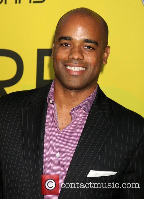 Jamal Simmons BET networks chairman Debra L. Lee...