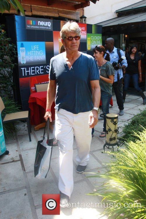 Eric Roberts Pre-Emmy Gifting Suite at Gonpachi restaurant...