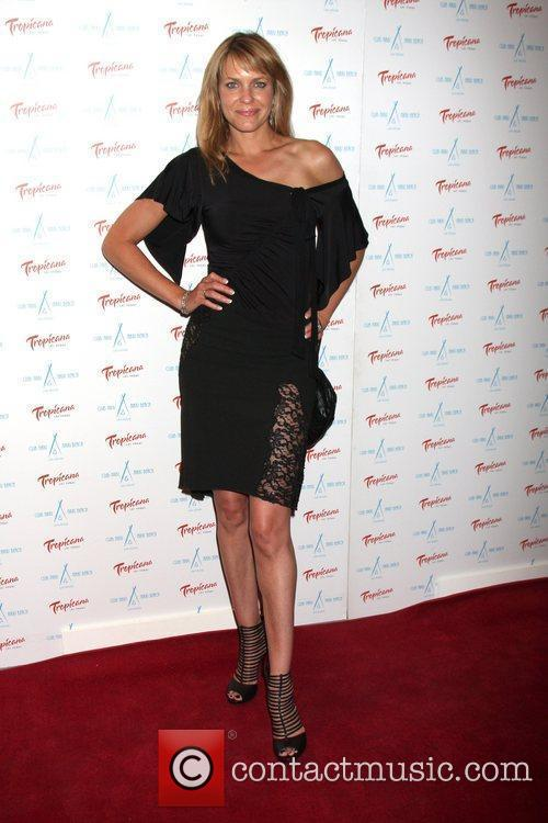 Arianne Zucker arriving at the Innovative Artists Pre-Emmy...