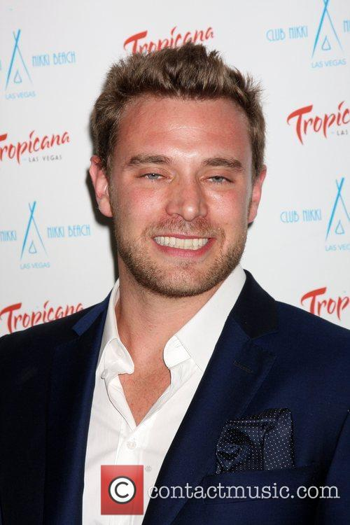 Billy Miller arriving at the Innovative Artists Pre-Emmy...
