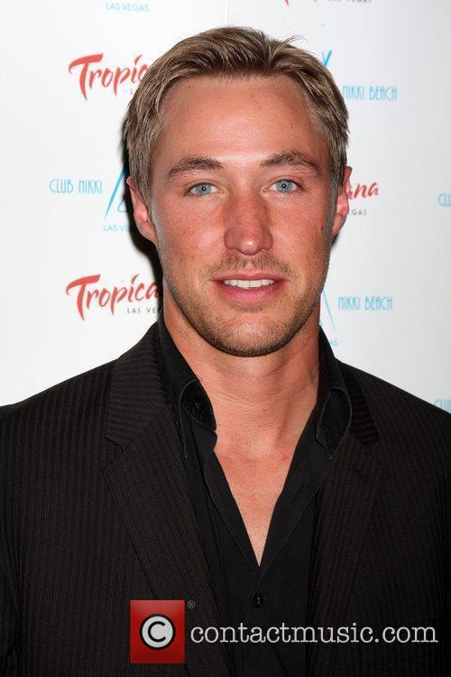 Kyle Lowder arriving at the Innovative Artists Pre-Emmy...