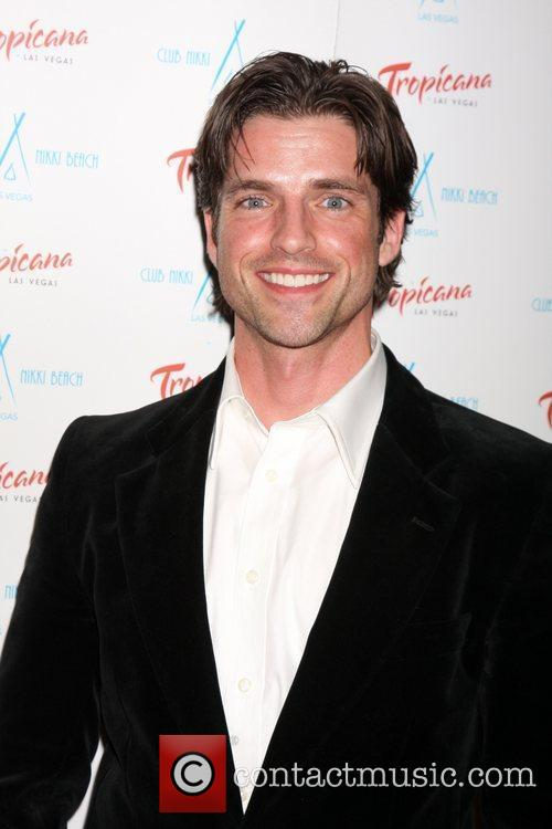 Scott Bailey arriving at the Innovative Artists Pre-Emmy...