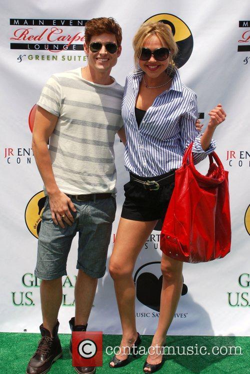 Ryan Boone and Arielle Kebbel Pre-MTV Movie Awards...
