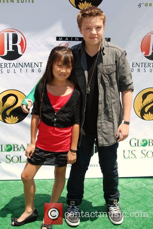 Nikki Sabo and Joey Sabo Pre-MTV Movie Awards...