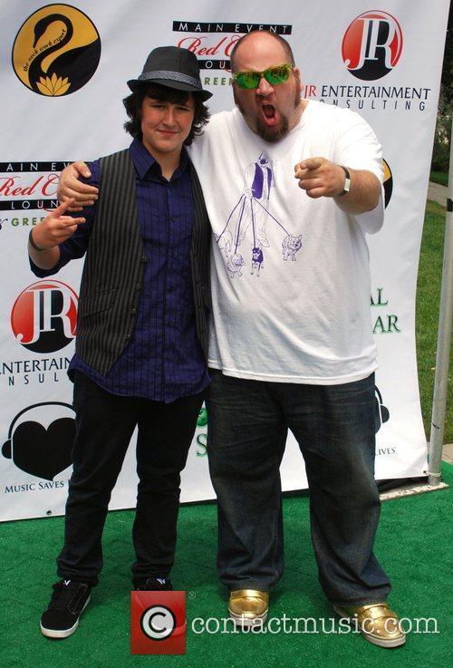 Noah Dahl and Stephen Kramer Glickman Pre-MTV Movie...