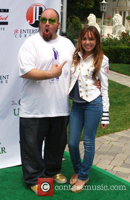 Stephen Kramer Glickman and Camryn Molnar Pre-MTV Movie...
