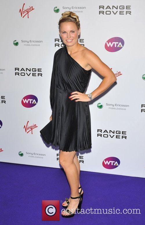 Caroline Wozniacki Pre-Wimbledon Party held at The Roof...