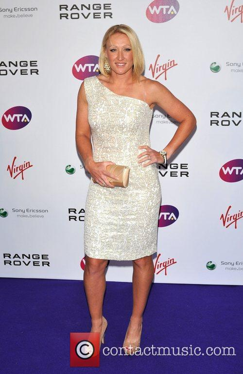 Elena Baltacha Pre-Wimbledon Party held at The Roof...