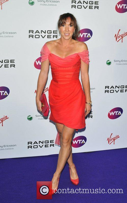 Jelena Jankovic Pre-Wimbledon Party held at The Roof...