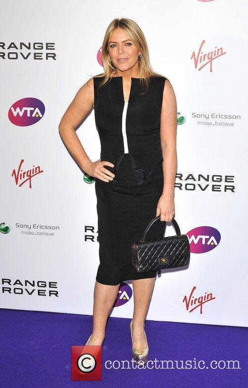 Patsy Kensit Pre-Wimbledon Party held at The Roof...