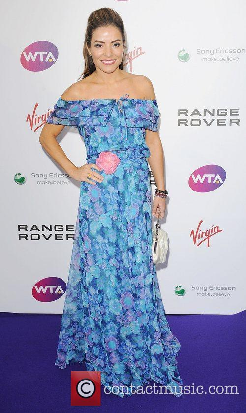 Elen Rives at Pre- Wimbledon Party at Roof...