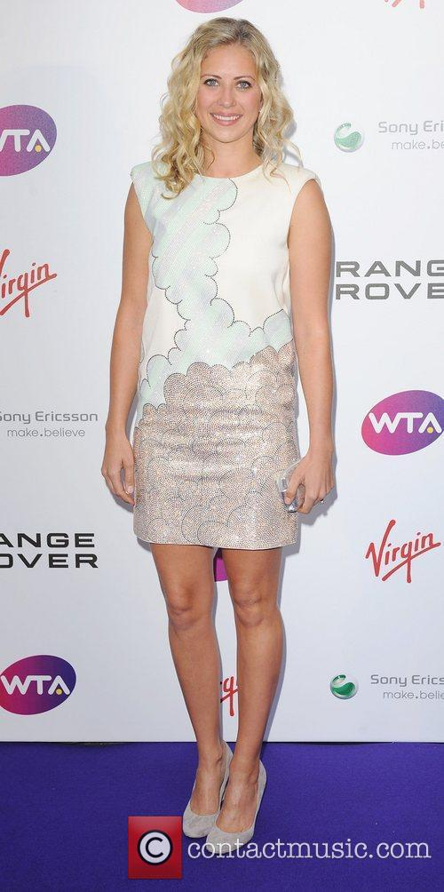 Holly Branson at Pre- Wimbledon Party at Roof...