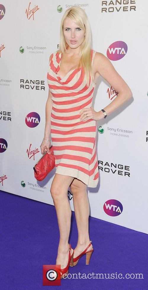 Nancy Sorrell and Wimbledon 5