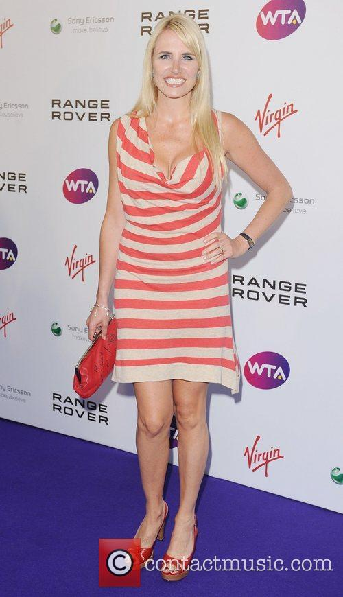 Nancy Sorrell and Wimbledon 4