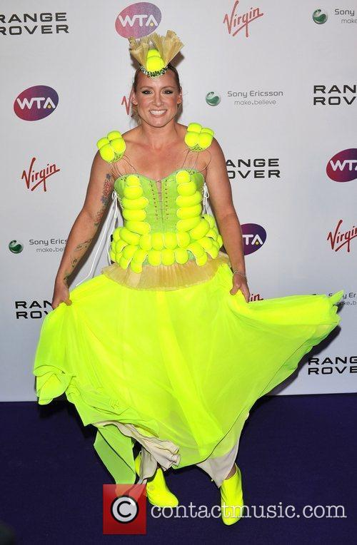 Bethanie Mattek-Sands Pre-Wimbledon Party held at The Roof...