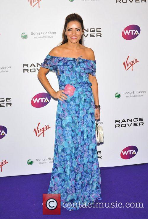 Elen Rives Pre-Wimbledon Party held at The Roof...