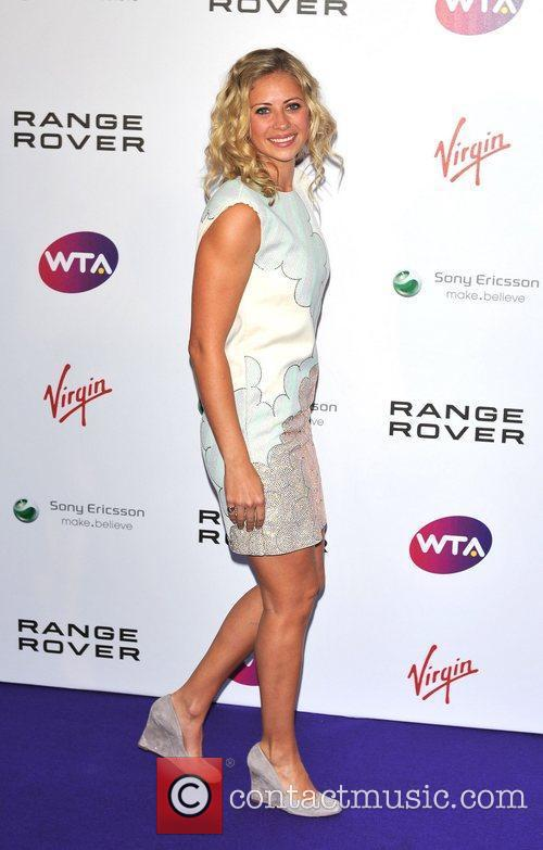 Holly Branson Pre-Wimbledon Party held at The Roof...