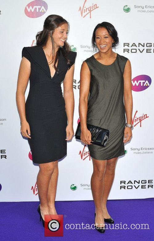 Pre-Wimbledon Party held at The Roof Gardens -...