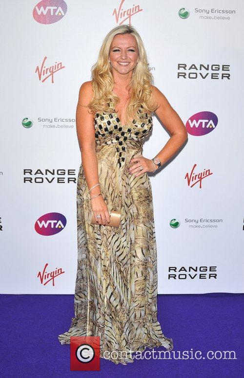 Michelle Mone Pre-Wimbledon Party held at The Roof...