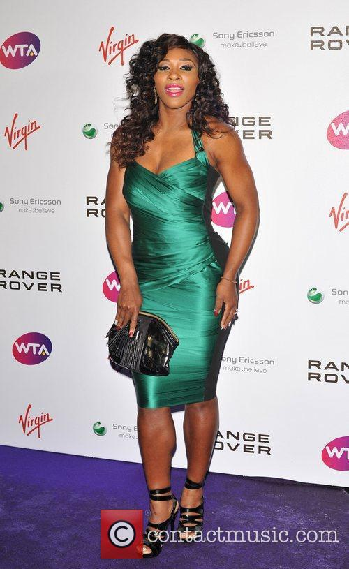 Serena Williams Pre-Wimbledon Party held at The Roof...