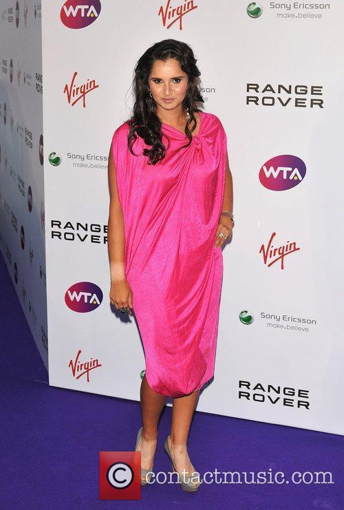 Sania Mirza Pre-Wimbledon Party held at The Roof...