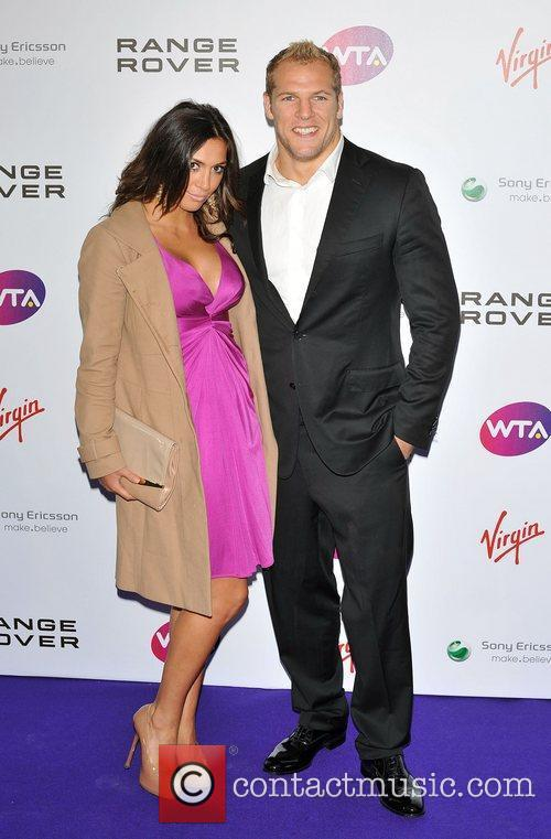 Francesca Willi and James Haskell Pre-Wimbledon Party held...